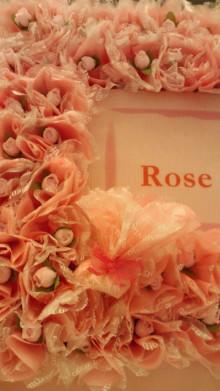 パワーストーンアドバイザー美輪のHAPPY便り * Rose stone *
